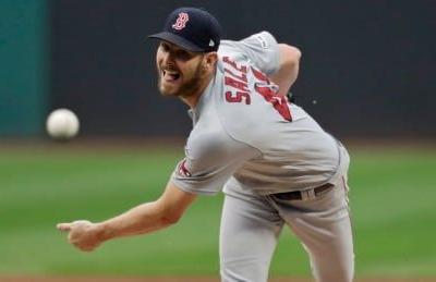 Boston's Chris Sale makes history with 2,000th career strikeout
