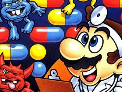 Dr Mario World puzzle game from Nintendo headed to iPhone and Android