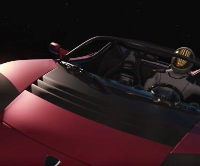 Elon Musk's Tesla Roadster Has Just Made Its First Trip Around the Sun