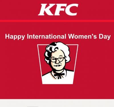 KFC is replacing its Colonel Sanders logo in an unprecedented move