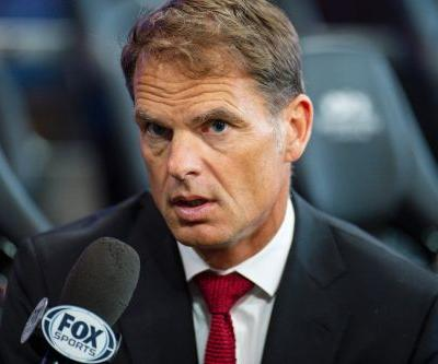 Atlanta United head coach Frank de Boer calls equal pay idea 'ridiculous'