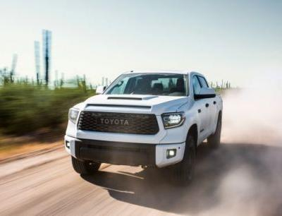 Toyota Tundra TRD Pro Gets New Look and Suspension Updates for 2019