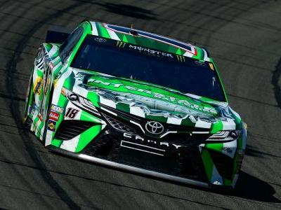 NASCAR results at California: Kyle Busch secures 200th career victory after overcoming penalty