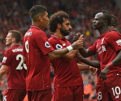 Liverpool lay down the gauntlet to Man City on opening weekend