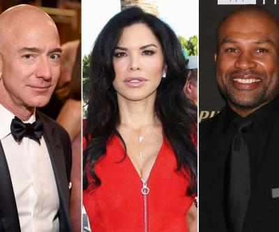 Before Bezos, Lauren Sanchez once dated NBA star Derek Fisher
