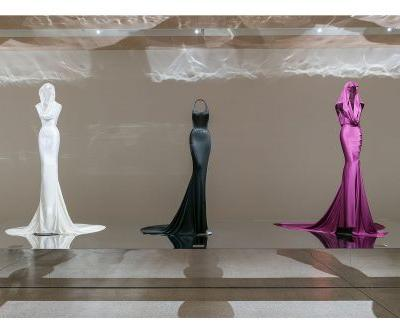 A First Look At Azzedine Alaïa: The Couturier Exhibition