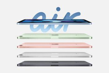 Apple iPad Air 4: all the new colors