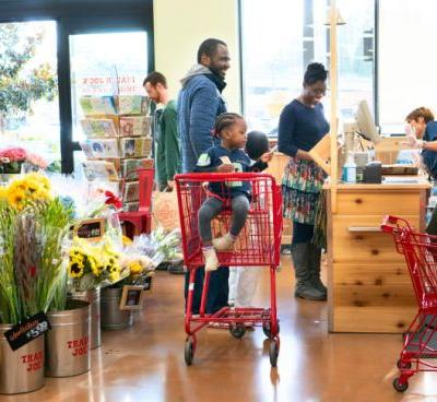 """""""Maybe You Shouldn't Have Children"""" & 5 Other Weird Conversations I've Had with the Ultra-Friendly Staff at Trader Joe's"""