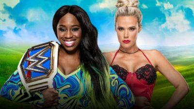 Naomi Defeats Lana As Carmella Taunts A Possible Cash In At WWE Money In The Bank