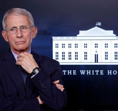 Anthony Fauci says he's 'cautiously optimistic' that coronavirus outbreaks in the US will plateau in the next week
