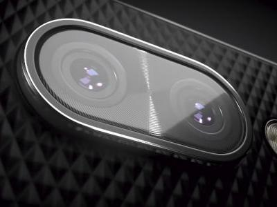 BlackBerry Key2 teaser video reveals dual-lens camera and a mysterious button