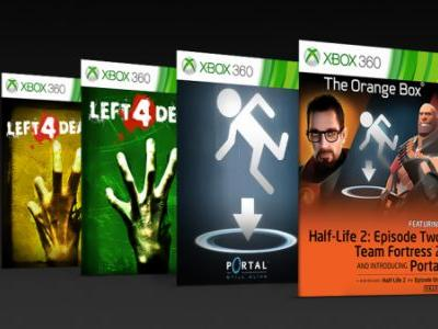 Half-Life 2: The Orange Box, Portal: Still Alive, Left 4 Dead 1 & 2 now backward compatible on Xbox One