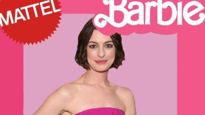 Anne Hathaway Eyed For Barbie Movie
