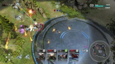 Blitz mode turns Halo Wars 2 into a furious multiplayer fray