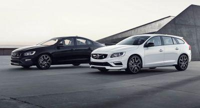 2018 Volvo S60 And V60 Polestar Come In A Limited Number With Carbon Fiber Aerodynamic Enhancements
