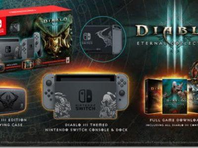 Diablo 3 Special Edition Nintendo Switch Bundle Announced
