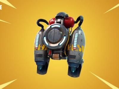 Latest Fortnite Update Adds New Modes & Jetpacks