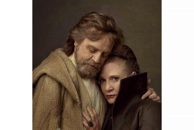 Check out 'Vanity Fair's' 'Star Wars: The Last Jedi'-Themed Issue