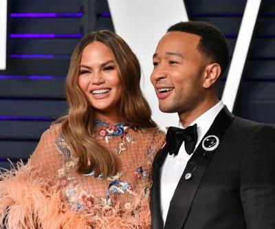 Chrissy Teigen's New Bob Haircut Channels This Iconic 1980s Character