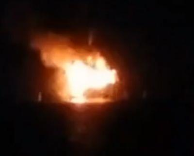 Several victims rescued after oil rig explosion, one victim unaccounted for