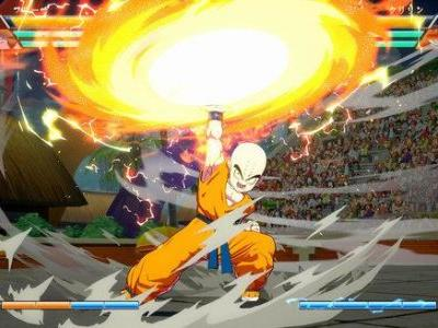 Dragon Ball FighterZ Free Update Adds a New Stage and Halloween Items