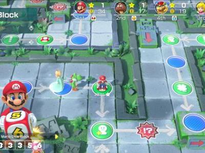 Super Mario Party to include an online multiplayer mode, plus leaderboards, ranking system, and more