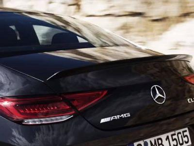 Mercedes-AMG CLS 53 Shows Its Stylish Exterior In Official Teaser