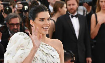 Blink and You May Have Missed Kendall Jenner's Gold Tooth at the Cannes Film Festival!