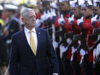 US Defense Secretary Mattis pitches closer US-Brazil ties