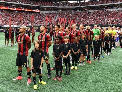 Atlanta United sets MLS attendance records with massive crowd on Decision Day