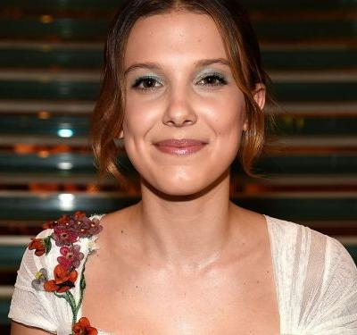 Millie Bobby Brown Now Has Long, Ombré Hair - & You Won't Recognize Her