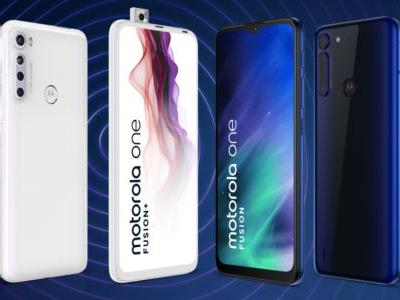 Motorola One Fusion with Snapdragon 710 SoC, 5,000mAh battery goes official