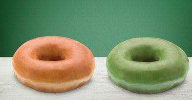 These Krispy Kreme Green Doughnuts Are Perfect For Your St. Patty's Day Breakfast