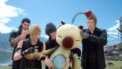 Final Fantasy XV is the series' biggest launch, best-selling PS4 game in December