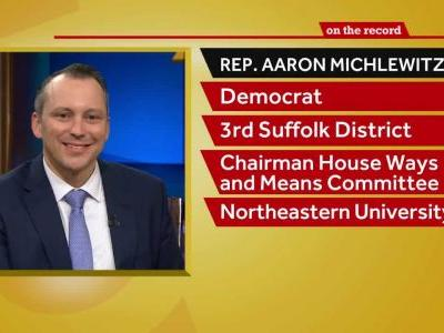 OTR: Rep. Aaron Michlewitz discusses his first state budget
