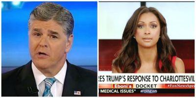 Hannity Stands Up For Eboni Williams After She Receives Death Threats Over Trump Criticism