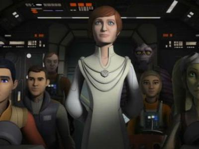 Star Wars Rebels Returns Next Month, Features Ian McDiarmid As Emperor Palpatine
