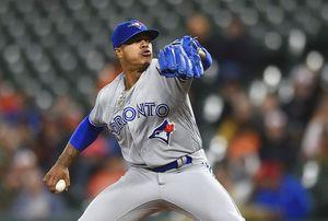 Blue Jays hit 3 HRs in 7-2 win over Orioles