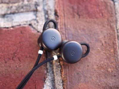 Google Pixel Buds prep Double Tap for next track & Triple Tap/in-ear detection to sleep