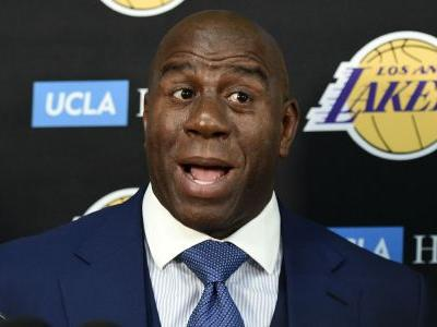 Lakers will not hire president of basketball operations to replace Magic Johnson, report says