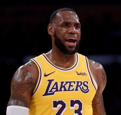 It took one preseason game for LeBron to captivate the Lakers