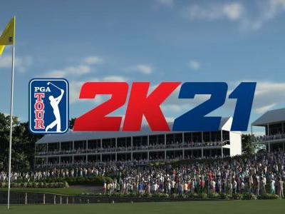 PGA Tour 2K21 Announced, Full Details To Come May 14th