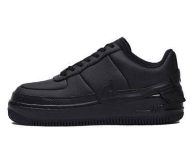 """Nike's Deconstructed Air Force 1 Jester XX Gets a """"Triple Black"""" Update"""