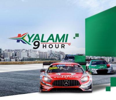 Kyalami 9 Hour Brings Intercontinental GT Challenge to South Africa