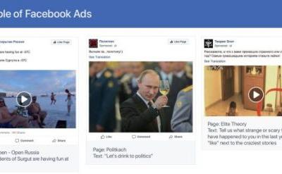Facebook shuts down additional accounts tied to Russia's Internet Research Agency