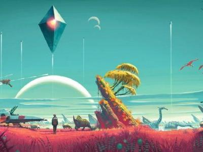 No Man's Sky trailer leak reveals all-new update, Visions