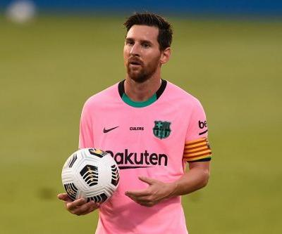 Lionel Messi lashes out at Barcelona after exit of teammate Luis Suárez