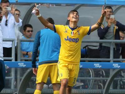 Dybala hits eight goal in four games as Juventus to best goalscoring start in 58 years
