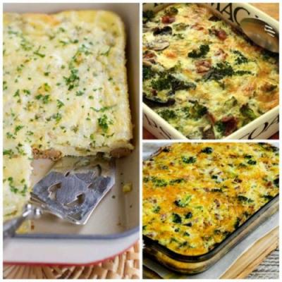 Low-Carb and Keto Breakfast Casseroles Your Family Will Love!