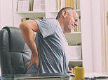 Only a fifth of 17.3million Britons who suffer with back pain will ever recover, study shows